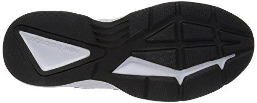 New Balance Herren mx409v3 Casual Komfort Trainingsschuh Weiß schwarz