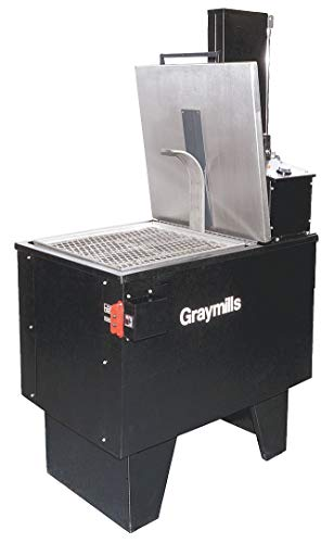 - Graymills Parts Washer, Aqueous, 47 Gal, Cap 150 Lb - TRH2420SL-B