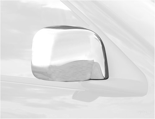 Putco 402802 Chrome Trim Mirror Covers