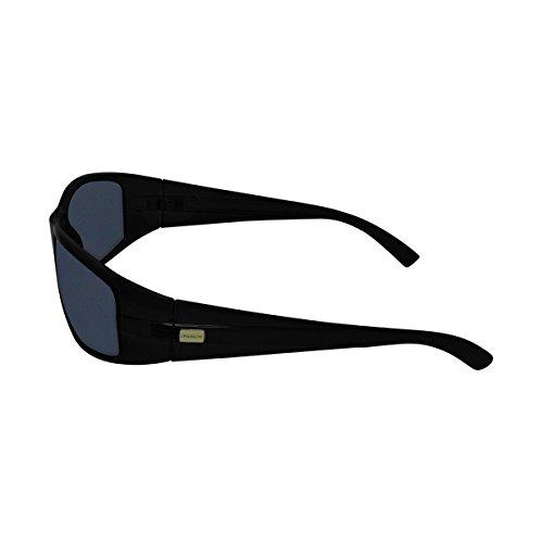 Paloalto Sunglasses P11.2 Lunette de Soleil Mixte Adulte, Noir