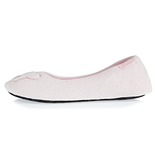 Pantofole Pantofole Isotoner Donna Rosa Isotoner Pantofole Isotoner Donna Rosa R474Y