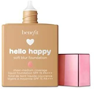 Benefit Cosmetics Hello Happy Soft Blur Foundation Shade 6