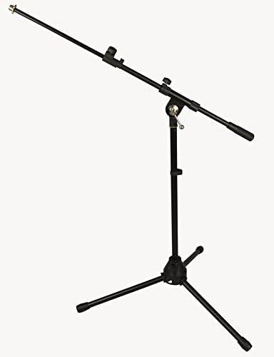 Cobra Short Boom Microphone Stand Low Level Heavy Duty 2 Year Warranty