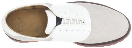 Dr. Martens  Doane, Chaussures de ville à lacets pour homme Blanc blanc