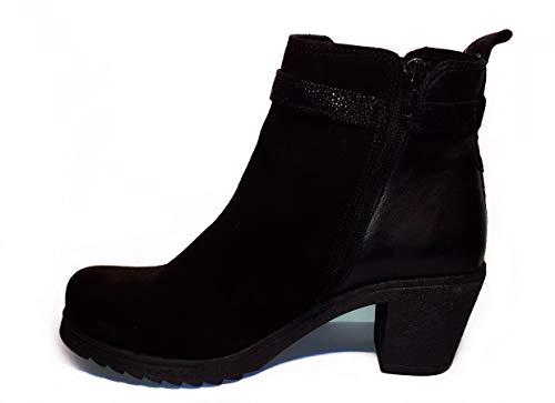 Cumbia Femme Pour Noir Bottes Noir Femme Pour Cumbia Bottes 8xnwIYt