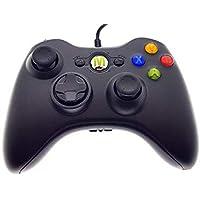 Control Gamepad Alámbrico para Xbox360, compatible con PC