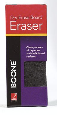 Foam Eraser, For Dry-Erase/Chalkboards