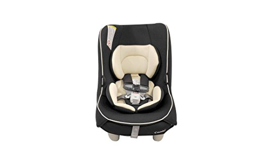 Image of the Combi Compact Convertible Car Seat Rear and Forward Facing for Baby and Toddler – Fits Three Across – Coccoro