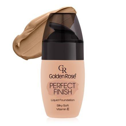 Golden Rose Perfect Finish Liquid Foundation - (Perfect Finish Liquid)