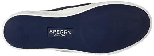 Gaufré Top Marine Bleu Sperry sider Femme Seaside 1tHqHwFx