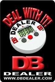 Amazon.com: Tournament Edition Db repartidor poker dealer ...
