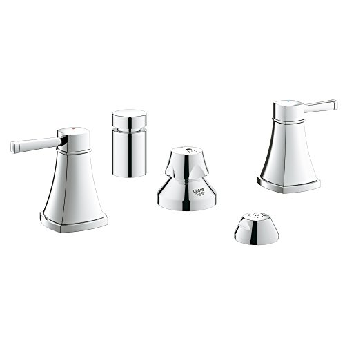 Grandera 2-Handle Wideset Bidet Faucet