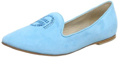 Ballerine CXC8039 Blu Blau Celeste donna Byblos GINEVRA ZC5waE