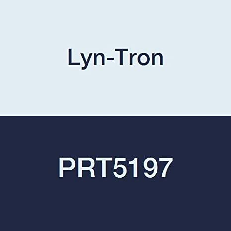 M5-0.8 Screw Size Lyn-Tron Pack of 5 Stainless Steel Female 51mm Length, 10mm OD