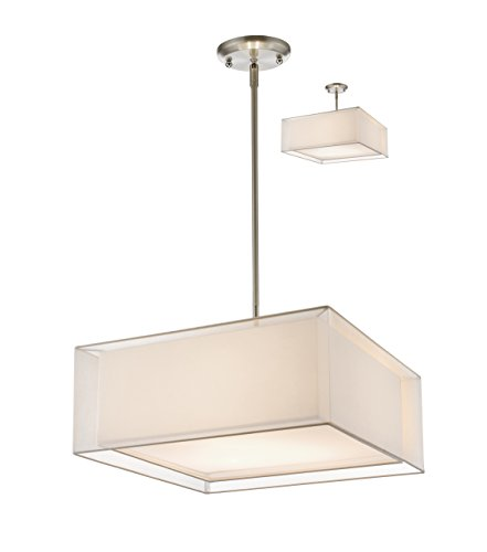 Z-Lite 193-24W-C 3 Light Convertible Pendant 3 (Pendant Sedona Outdoor)
