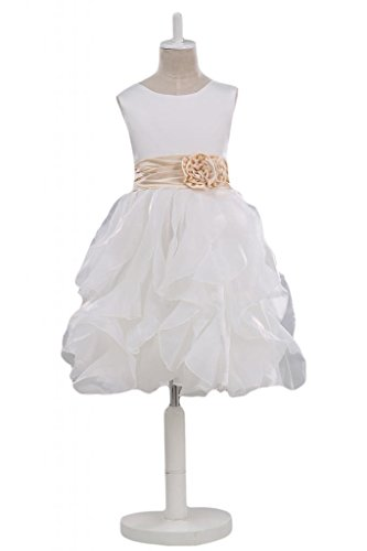 Sunvary 2014 Hot Sale Flower Girl per matrimonio, damigella d'onore abito Pageant Gowns