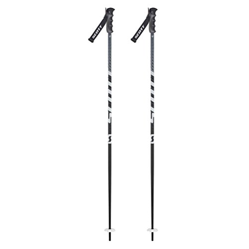 Scott Punisher Ski Poles 2018 - 120/Black