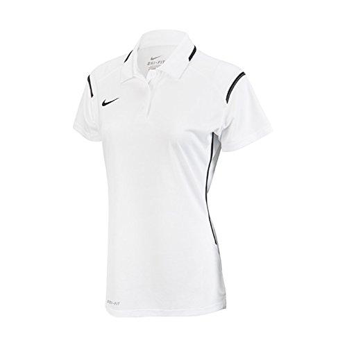 Nike Game Day de la mujer Polo Blanco