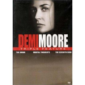 Demi Moore Triple Feature (The Juror/Mortal Thoughts/The Seventh Sign)
