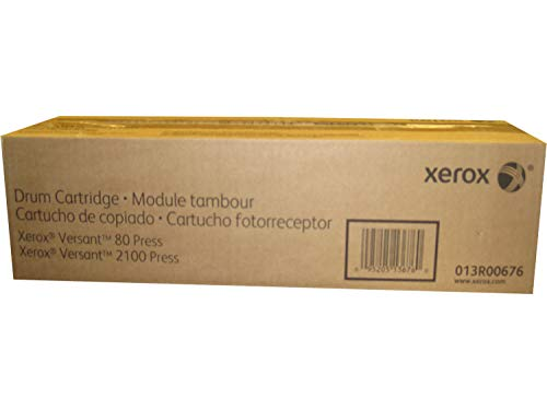 Xerox Black Drum Cartridge for Versant 80 Press & 2100 Press