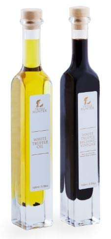 White Truffle Oil   Balsamic Vinegar Gift Set 2 x 3.38 Oz by TruffleHunter  - Gourmet e69cd86752