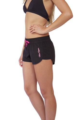 Leilani Boardshorts (LG, Black)