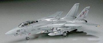 ハセガワ 1/72 F-14A トムキャット ロービジ #E2
