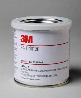 3M Tape Primer 94 1/2 Pint 8oz For Vinyl Di-Noc by 3M