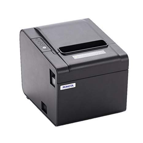 RONGTA RP-325 80MM Thermal Receipt Printer with USB: Amazon.in ...