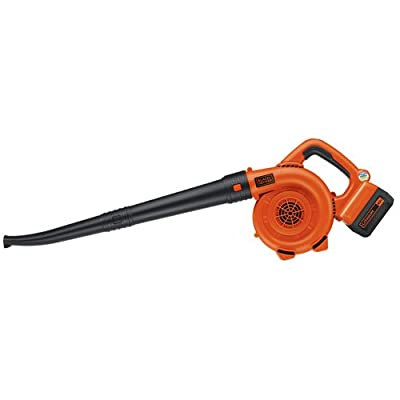 BLACK+DECKER LSW36 40-Volt Lithium Ion Cordless Sweeper