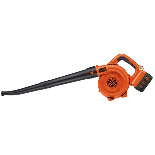 2. BLACK+DECKER LSW36 Leaf Blower