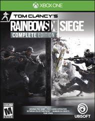 Tom Clancy's Rainbow Six Siege Complete Edition playstation 4 トム・クランシーのレインボーシックス・サジェッジ完全版プレイステーション4北米英語版 [並行輸入品]