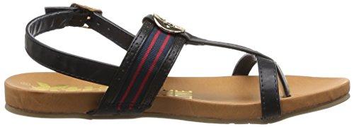 XTI Sandalia Sra. C. Negro - Sandale per damen Schwarz