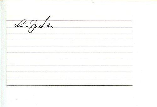 (Lewis Spratlan Pulitzer Prize Winner Music Composer Signed)
