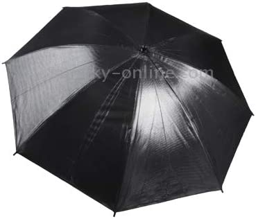 Black Premium Material XIAOMIN 33 inch Flash Light Reflector Umbrella