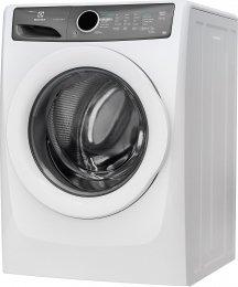 electrolux washing machine open door