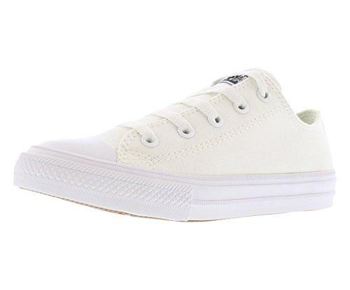 CONVERSE Kinder Sneaker weiß 28