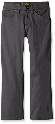 Comfort Jeans Waist Lee (LEE Big Boys' Sport X-Treme Comfort Slim Jeans, Charcoal, 14 Husky)
