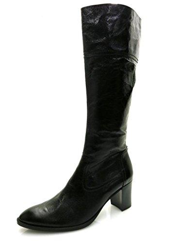 Lamica Damenstiefel Stiefel Damenschuhe Schuhe Lederstiefel Langschaft EU 41