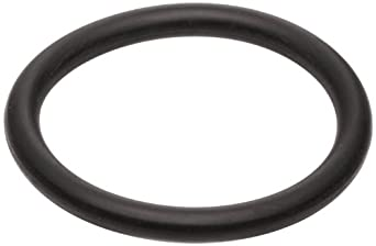 Neoprene O-Ring, 70A Durometer, Round, Black