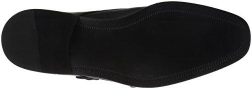 Steve Madden Danfortt Oxford Black Leather