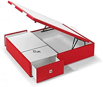 150x190 cm.Colchón SwissNatura Alta Gama. + canape ...