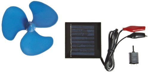 Price comparison product image Global Specialties GSK-1001 Solar Fan Kit