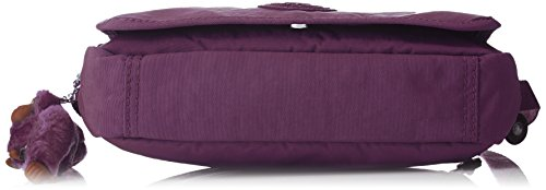 Bag N Body Kipling Purple Women's Cross Delphin Plum Purple wvxq6zCq