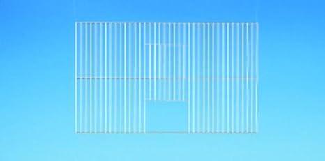 Nobby IF - Rejilla de Jaula de Zinc para pájaros (40 x 30 cm ...