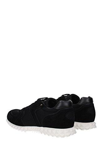 Valentino Garavani Sneakers Hombre - Gamuza (0S0A40LRQ0NO) 40.5 EU
