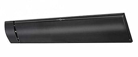 Eurom 33.394.7 Exterior Negro 1800W - Calefactor (IPX4, Exterior, Techo,