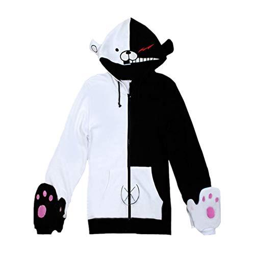 Lifeye Bear Sweatshirts Cosplay Jacket Hoodies - Long/Short Sleeves