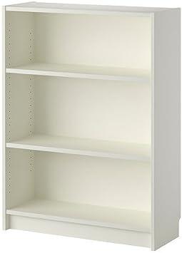 IKEA BILLY - Biblioteca, color blanco, 80 x 28 x 106 cm ...