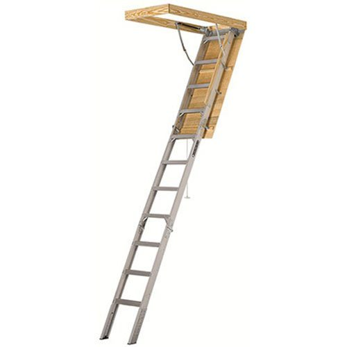 Louisville Ladder 25-1/2 by 54-Inch Elite, 7'8